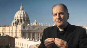 Monseñor Dal Toso- Presidente internacional de Obras Misionales Pontificias