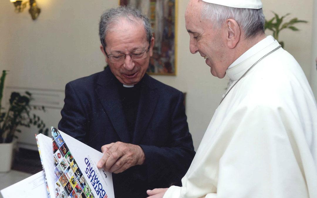 Fallece Anastasio Gil García, director nacional de  Obras Misionales Pontificias