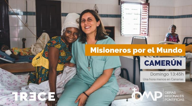 Misioneros por el Mundo en Camerún