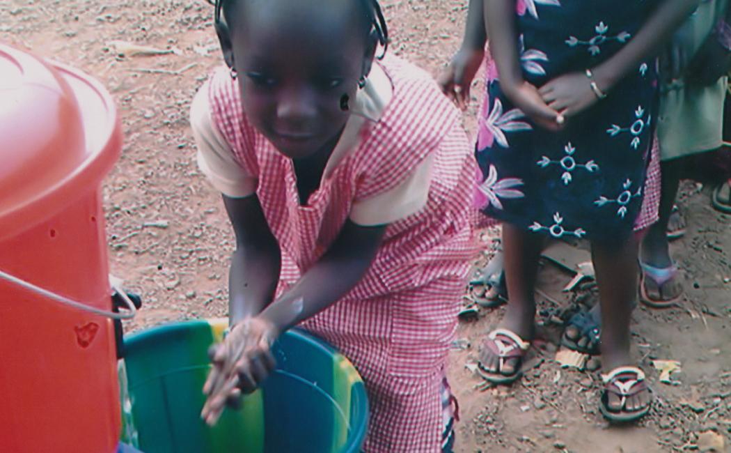 Ayuda del Fondo de Emergencia OMP a Guinea-Conakry