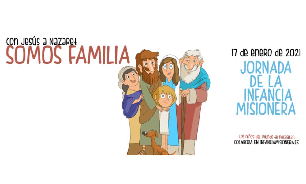 Misa de Infancia Misionera a través del canal de YouTube de OMP