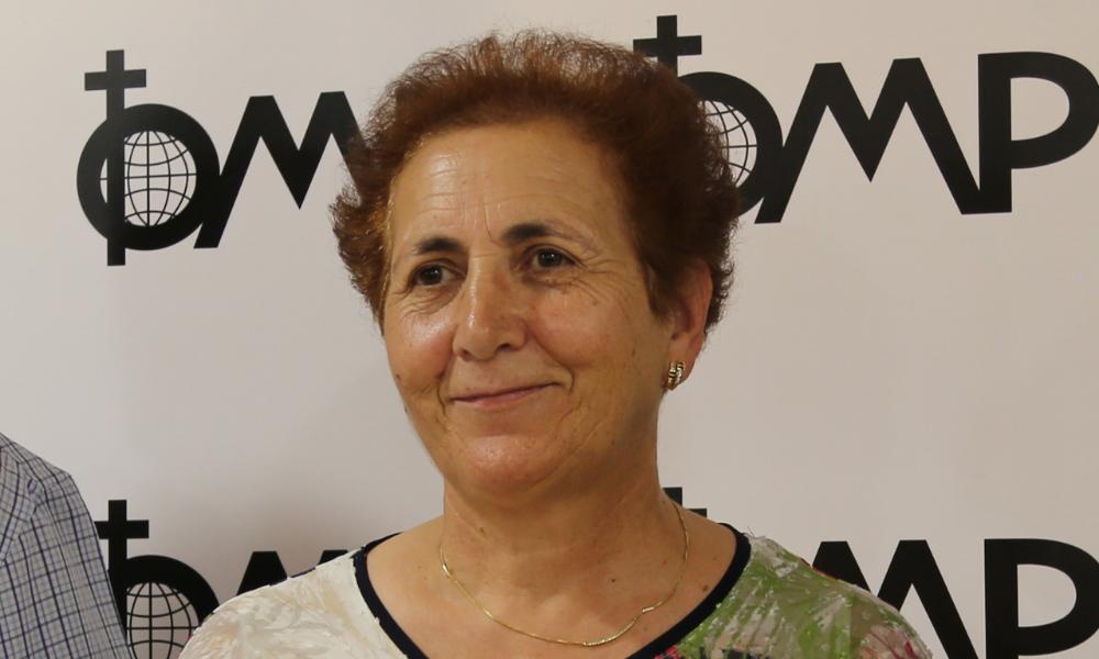 Josefa Ledo, una vida dedicada a las misiones