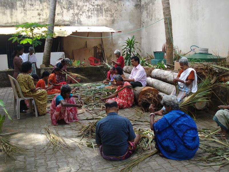 Las misioneras españolas en India siguen cuidando de los más vulnerables