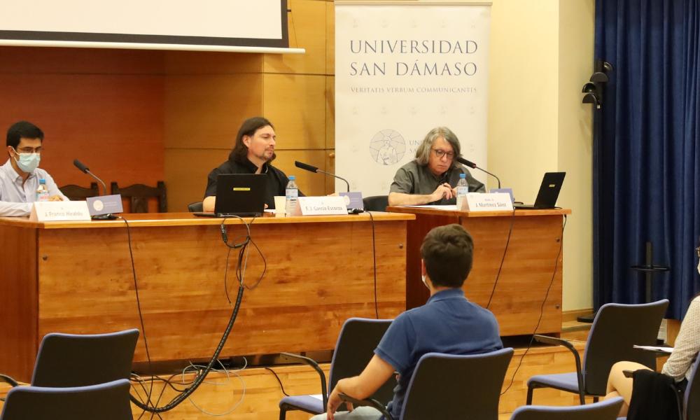 """""""Los retos de la misión"""": jornada de estudio en la Universidad San Dámaso"""
