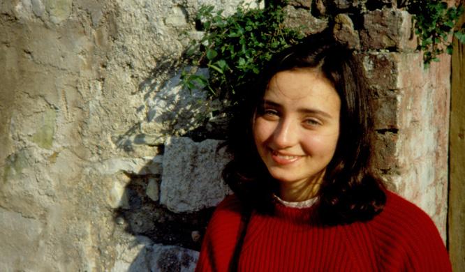 Alessandra Sabattini y los chicos del Domund